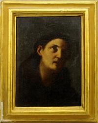 portrait of a saint by guido reni