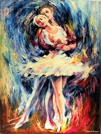 romeo and julliet i by leonid afremov