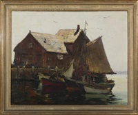 motif no. 1, rockport by anthony thieme