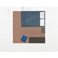 study for carpet/furniture by andrea zittel