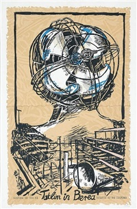 art in a state of hope by william kentridge