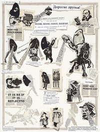 news from nowhere by william kentridge