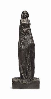mycenian goddess by george condo