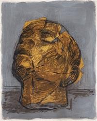 head by william kentridge