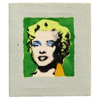 "andy warhol ""marilyn"