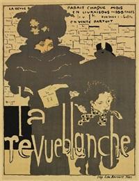 la revue blanche by pierre bonnard