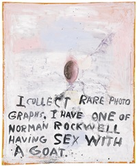 untitled (joke) by richard prince