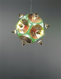 campfire lamp by olafur eliasson