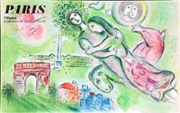 romeo et juliette by marc chagall