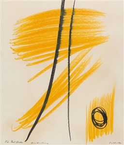 artwork by hans hartung