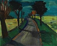 landscape by eyvind olesen