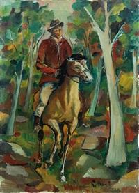 cacciatore a cavallo by roberto masi