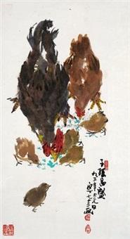 子孙昌盛 by bai ding