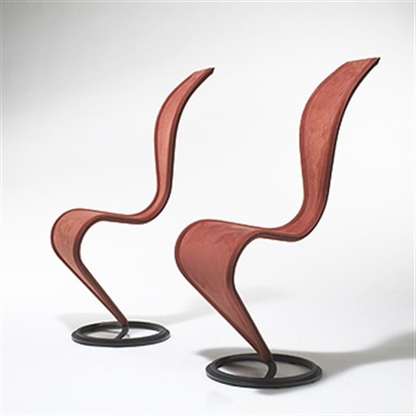 s chairs (pair) by tom dixon