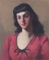 portrait of kidder by maria veronica liszt