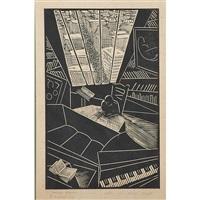 theodore dreiser/of a great city by wharton h. esherick