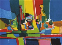 nature morte by marcel mouly