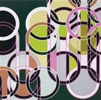 1924 (rings) by sarah morris