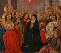 pentecostés by juan de la abadia