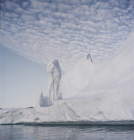 iceberg, disco bay by lynn davis