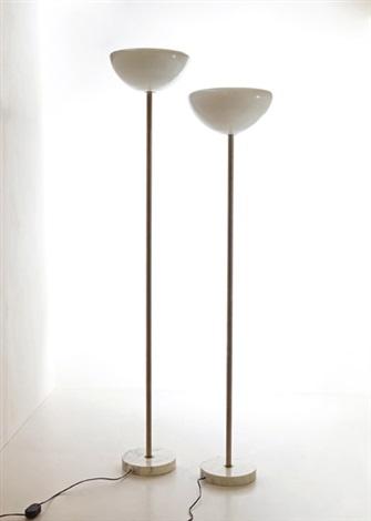 Due lampade da terra Papavero von Pier Giacomo and Achille ...