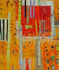 bezpieczny dystans (orange) by olgierd pikiewicz