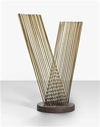 a sonambient v sound sculpture by harry bertoia