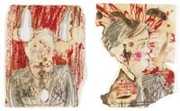 i. heart fucker (effigy iii-xii) ii. little piggy (effigy xii-xiii) by barnaby furnas