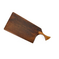 carved cutting board by wharton h. esherick
