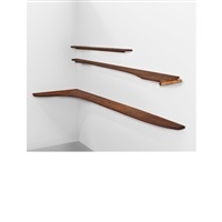 shelves (3 works) by wharton h. esherick