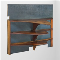 shelving unit by wharton h. esherick