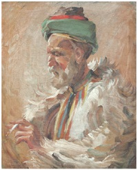 portre by christian aabye-talge