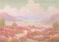 desert in bloom by charles westly nicholson