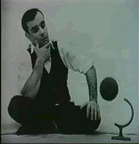 yves klein by harry shunk