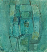 composition (+ another; 2 works) by age vogel-jorgensen