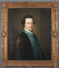 portrait of mr. barnaby by joshua reynolds