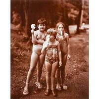 untitled (from eurana park, waverly, pa) by judith joy ross