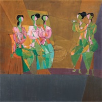 five women by but mochtar