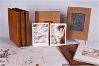 gamiani (bk w/12 prints) by celedonio perellon