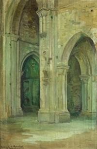 recuerdo de monsalud by marceliano santa maría