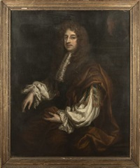 member of molineaux family by john hayls