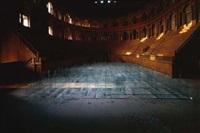 claudio parmiggiani - teatro dell'arte e della guerra by claudio abate