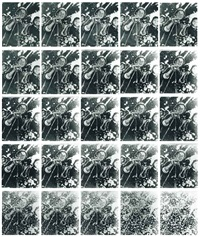 continuous repetition (set of 25) by zhang peili