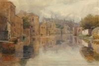 sligo canal by mary georgina barton