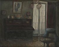 interior del piano by amalia avia