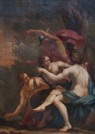 alegoría by nicolas poussin