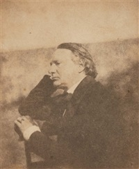 victor hugo, jersey by auguste vacquerie