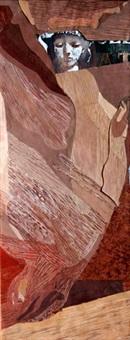 nagycenki széchenyi gobelin karton részlet by ernö foth