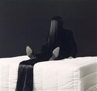 untitled (from the series: aesthetische paranoia) by jürgen klauke