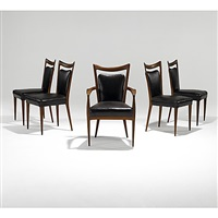 dining chairs (set of 5) by fabry